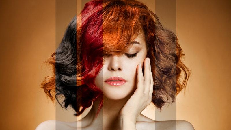 farbowanie włosów jak to robic
