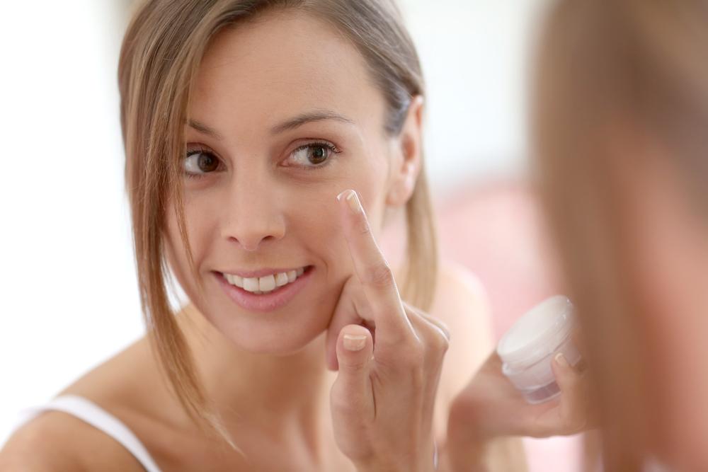 kolejnosc kosmetyków