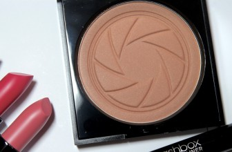 Nowy bronzer od Smashbox: Bronze Lights.