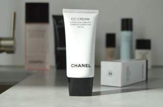Ochrona przed słońcem i makijaż kamuflaż z korygującym kremem CC od Chanel