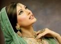 Makijaż oczu w stylu Bollywood DIY.